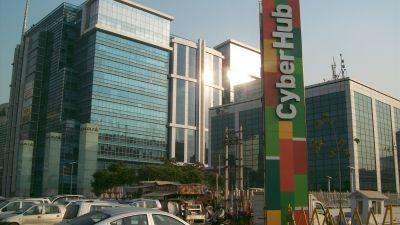 DLF Cyberhub The Muse Sarovar Portico Kapashera New Delhi