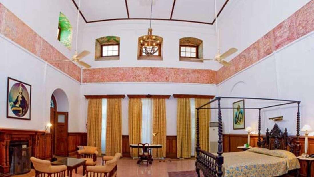 The Baradari Palace - 19th C, Patiala Patiala Raja Sardul Singh 1 The Baradari Palace Patiala
