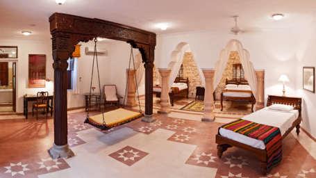 Neemrana Fort Palace Neemrana Sheela Mahal Hotel Neemrana Fort Palace Neemrana Rajasthan