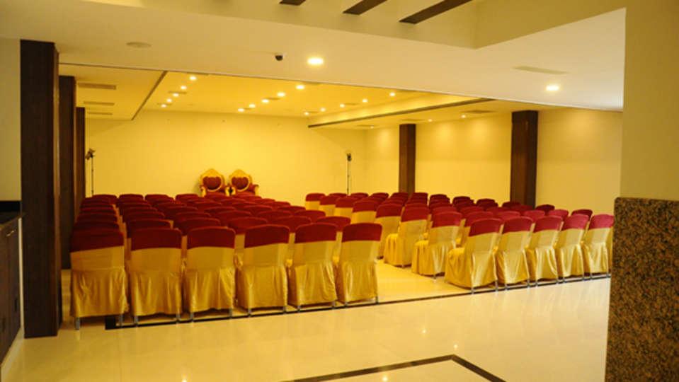 Hotel SRM Grands –Chennai Chennai Banquet Halls Hotel SRM Grands Chennai 3