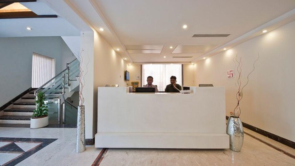 Hotel Aadhar, Gurgaon Gurgaon 3