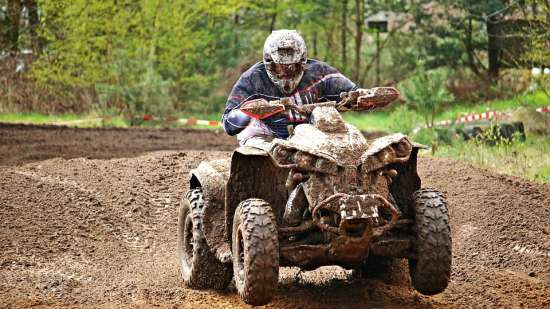 LaRisa Mountain Resort Adventure activities in Manali All Terrain Vehicles - Things to do in Manali
