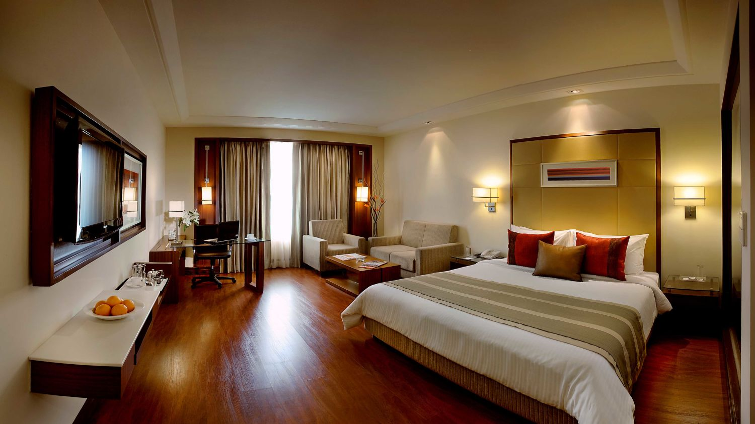 Superior Rooms at  Park Inn, Gurgaon - A Carlson Brand Managed by Sarovar Hotels, best hotels in gurgaon 1