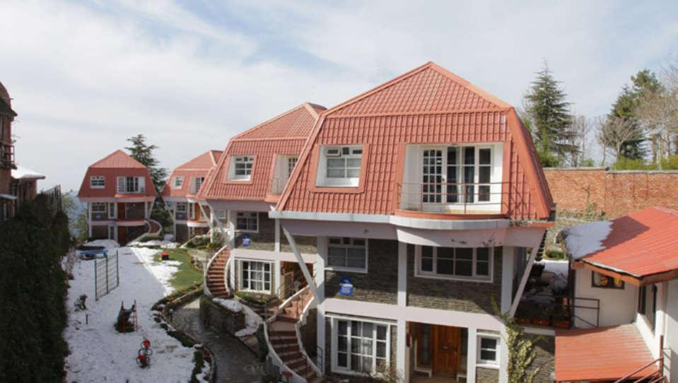 Facade Marigold Sarovar Portico Shimla 8, best hotel in shimla, resort in shimla