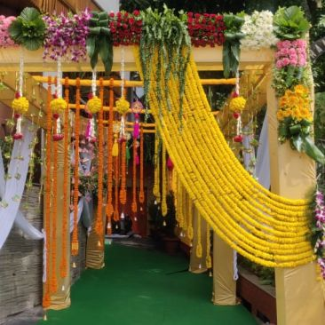 Banquet hall at Hotel Mount View, Weddings in Dalhousie, Banquet Hall in Dalhousie 3