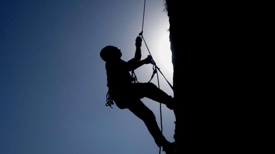 Ojaswi Himalayan Resort Nainital rock climbing 1