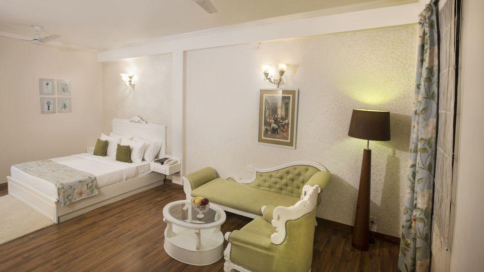 Executive Suite Rockland  Hotel Chittaranjan Park Hotel New Delhi Greater Kailash Hotel 1
