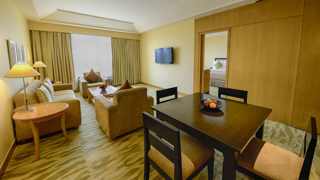 Serviced Apartment at The Grand New Delhi    5-Star Hotels In New Delhi 105