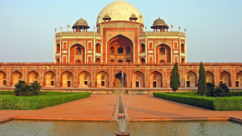 Humayun s Tomb Taurus Sarovar Portico New Delhi