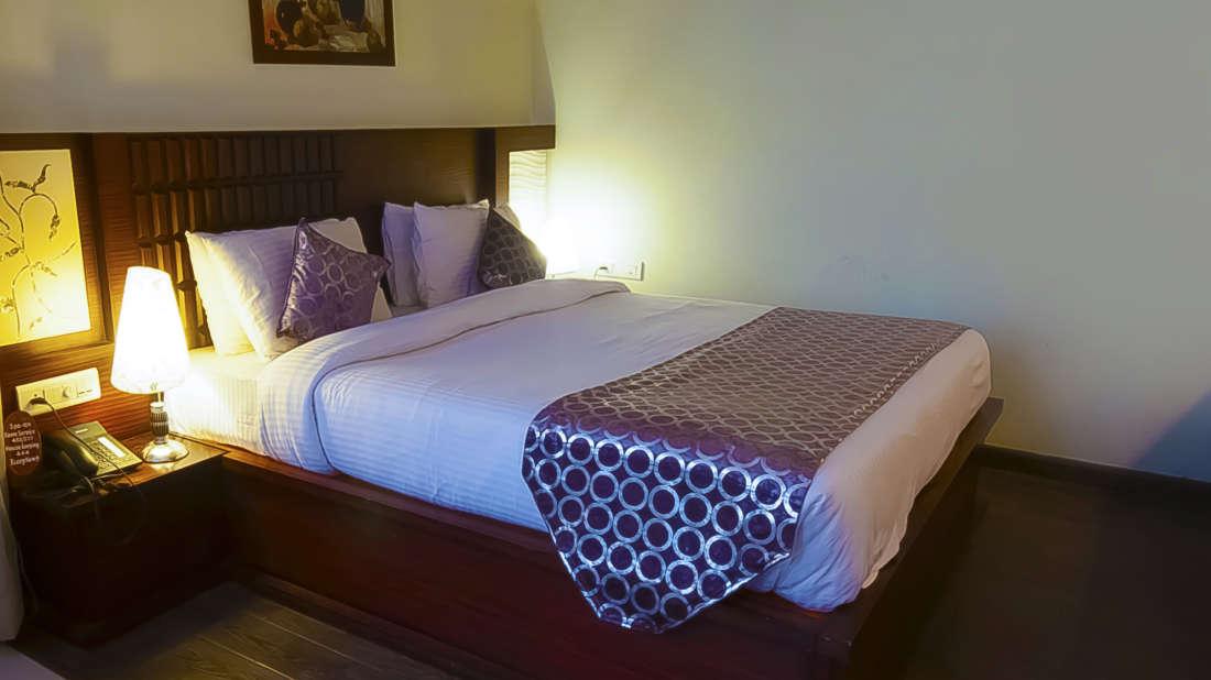 Leopard Duplex Corbett Wild Iris Spa Resort Ramnagar 1
