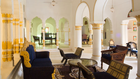 Lounge at Bara Bungalow Kalwar, Jaipur 2, Best Villa in Jaipur, Luxury Villa in Jaipur
