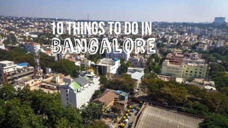 The Sanctum Suites Hotel Bangalore Bengaluru things-to-do-in-Bangalore