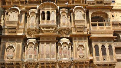 Jaisalmer Fort, Sairafort Sarovar Portico, Sarovar Hotels, Hotels in Jaisalmer