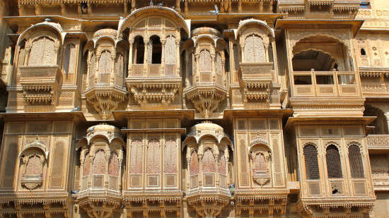 Jaisalmer Fort - Saira Fort Sarovar Portico - Sarovar Hotels - Hotels in Jaisalmer
