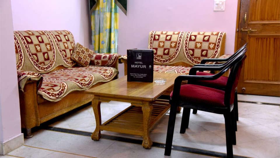 Hotel Mayur, Gwalior Gwalior AC-Suite2