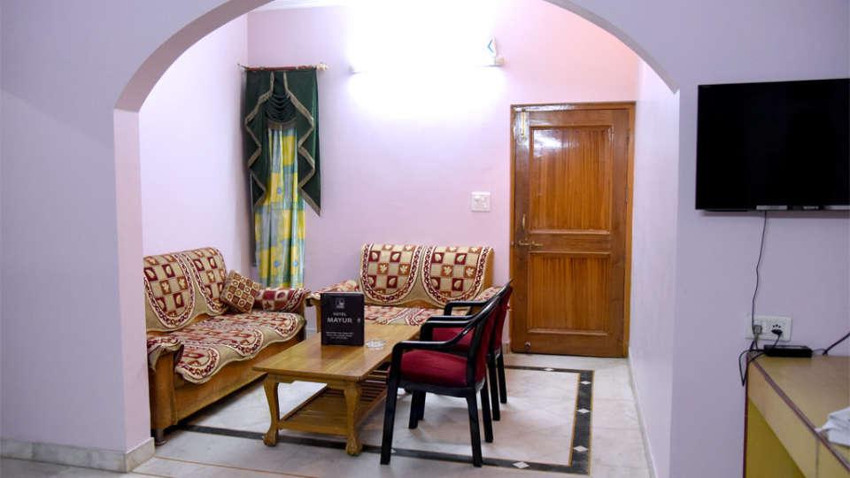 Hotel Mayur, Gwalior Gwalior AC-Suite3