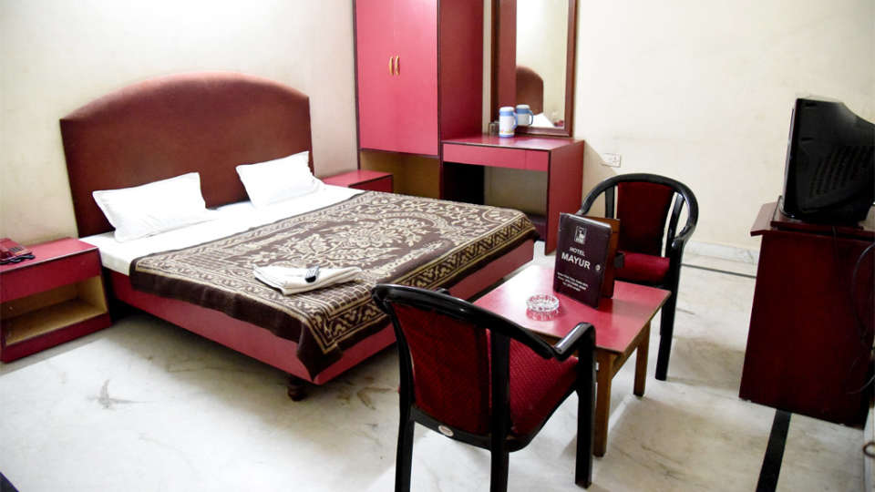 Hotel Mayur, Gwalior Gwalior Non ac deluxe