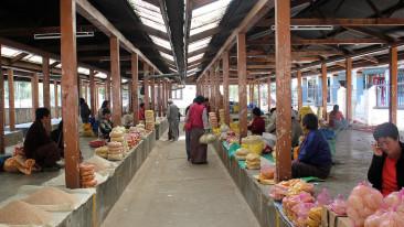 Weekend Market Bhutan, Summit Hotels & Resorts