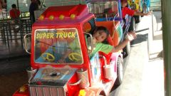 Kids Rides - Convoy at  Wonderla Kochi Amusement Park