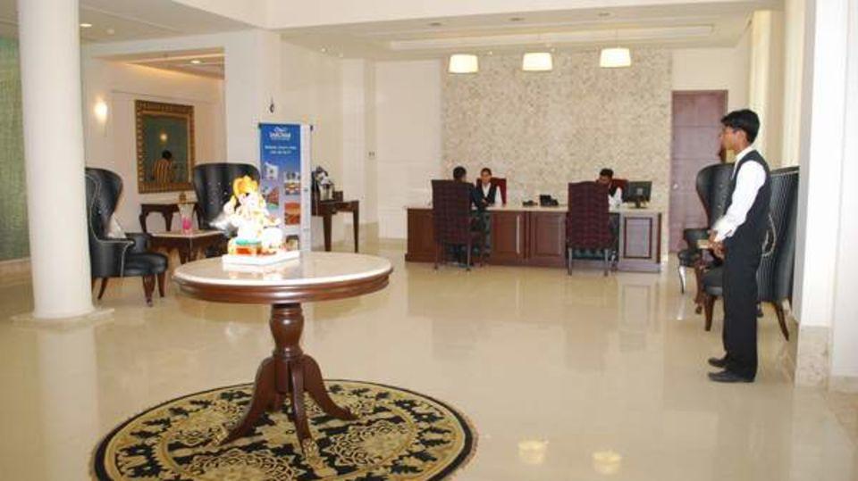 Lobby Ambrosia Sarovar Portico Haridwar 2