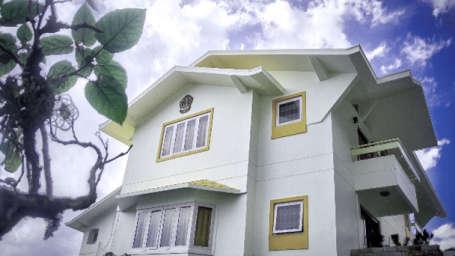 IDA Dechen Villa Hotel, Gangtok Gangtok facade 2 IDA Dechen Villa hotel Gangtok Sikkim