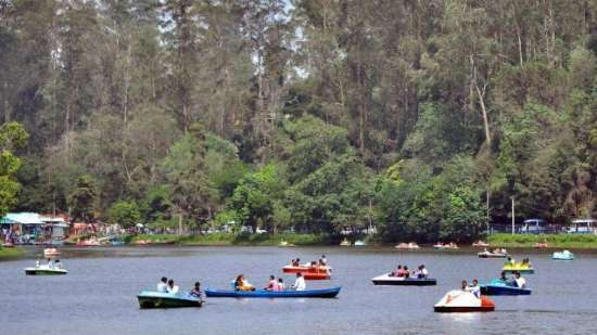 Greenlands Youth Hostel & International Tourist Home Kodaikanal boating Hotel Greenlands Kodai