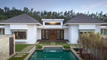 Exterior of The Residence at The Serai Chikmagalur, Stay in Chikmagalur, Luxury Resorts in Chikmagalur 1