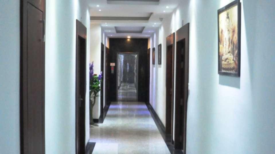 The Golden Crest Hotel Gangtok Gangtok Lobby The Golden Crest Hotel Gangtok