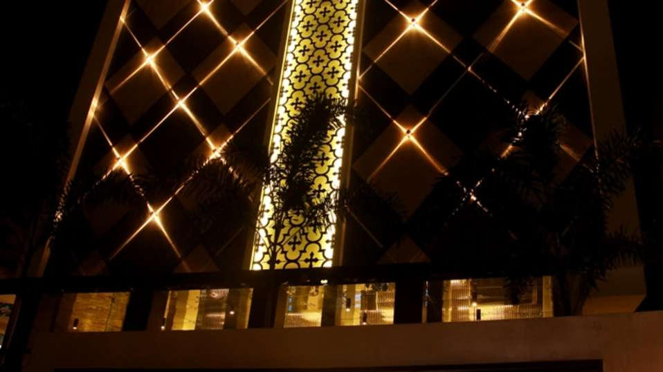 Facade at Paradigm Sarovar Portico Kakinada 2