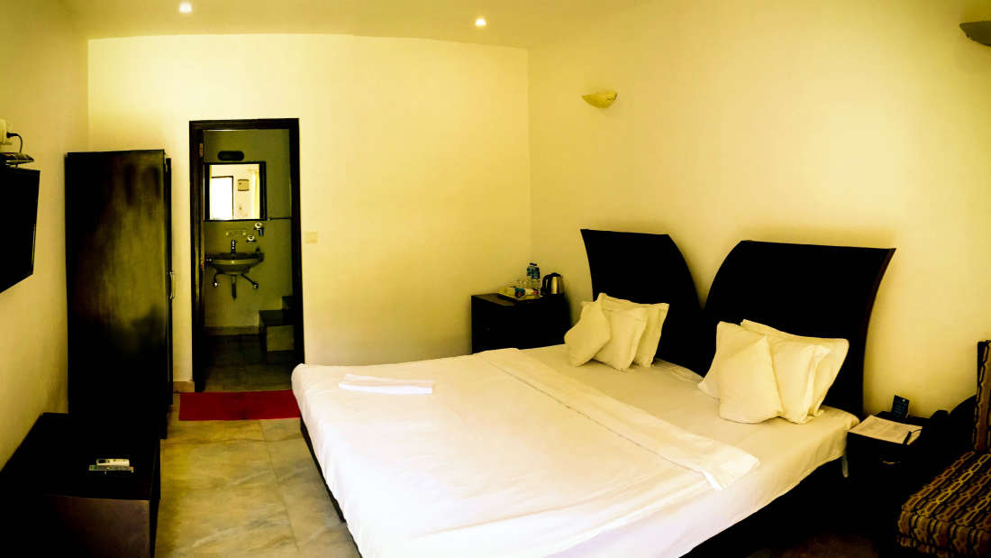 Rococco Ashvem Resort, Mandrem, Goa Goa Standard Garden Room Rococco Ashvem Resort Mandrem Goa 2