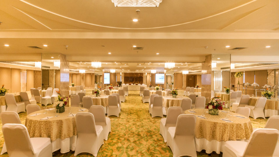 Banquets The Muse Sarovar Portico Kapashera New Delhi 1