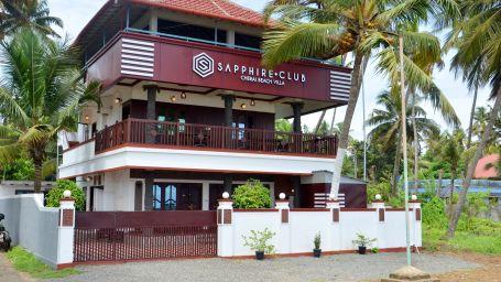 Cherai Hotel Elevation