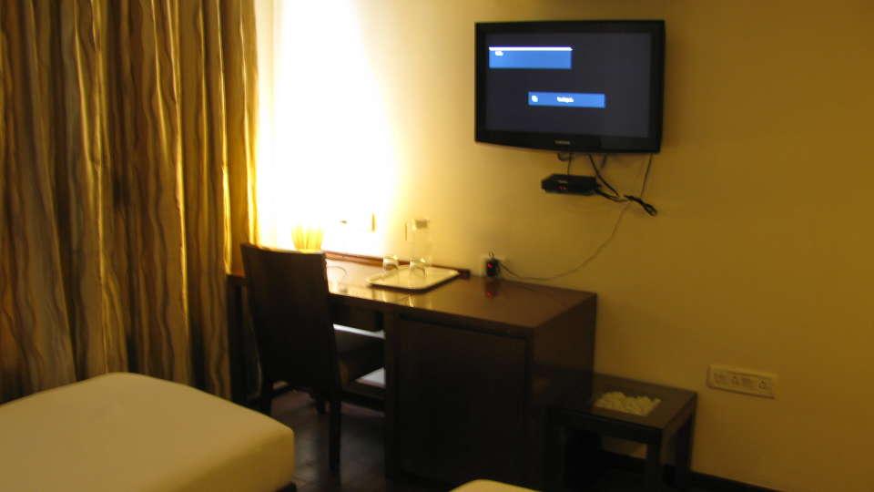 Shetty Gardenia Hotel, Bangalore Bangalore Premium Room Twin 2
