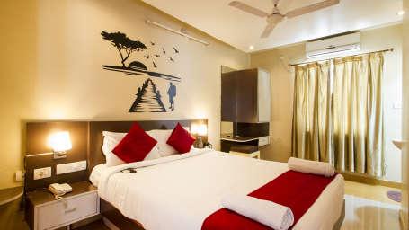 Hotel New Sreekrishna Residency, Hyderabad Hyderabad Standard Room Hotel New Sreekrishna Residency Hyderabad