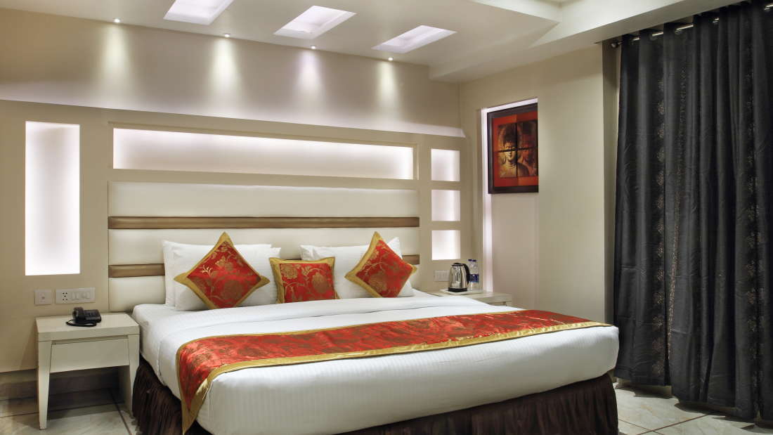 Hotel Hari Piorko - Paharganj, New Delhi New Delhi Executive Gold Hote Hari Piorko Paharganj New Delhi 10