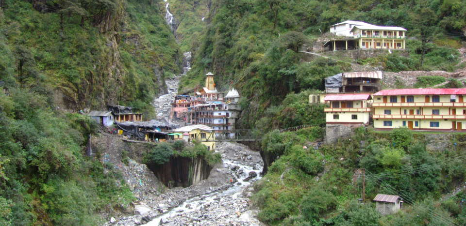 Yamunotri Dham The Chardham Camps by Lesiure Hotels