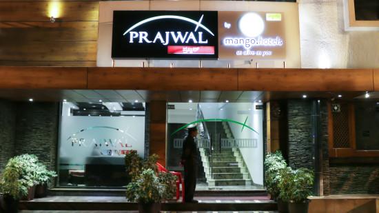 Facade 2, Mango Hotels Prajwal, Rajajinagar Hotel