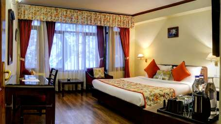 deluxe plus at Summit Le Royale Hotel Shimla 1