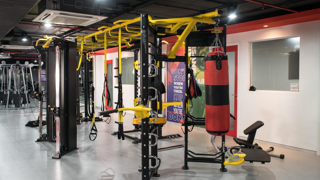 Gym Hotel Daspalla Hyderabad 7