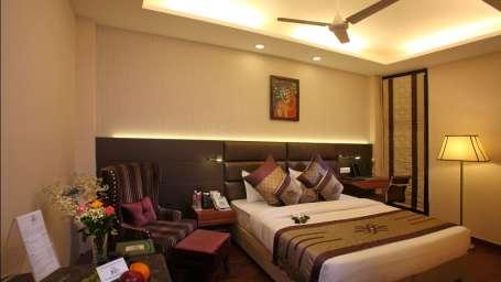 junior suites, JRD Luxury Boutique hotel, new delhi