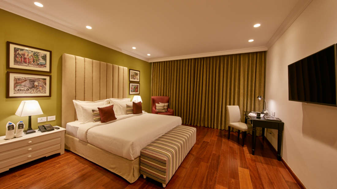 Hotel rooms in Whitefield, Waverly Hotel & Residences, Hotels near VR Mall  1234