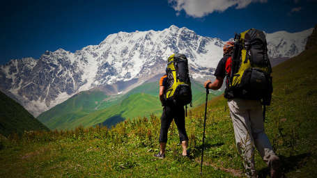 Trekking-Uttarakhand Package by Wild Brook Retreat, Rajaji National Park