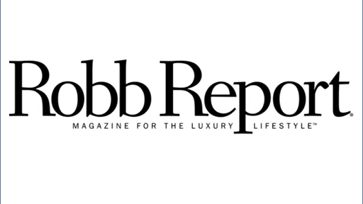 large Robb Report Logo