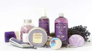The Naini Retreat Nainital Lavender Oil