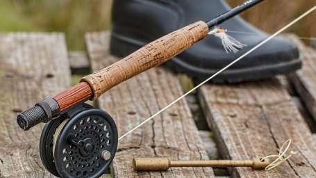 Fishing at The River View Retreat - Corbett Resort Corbett