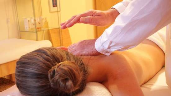 The Naini Retreat Nainital Deep Tissue Massage
