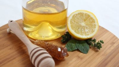 The Naini Retreat Nainital Honey and Sesame Scrub