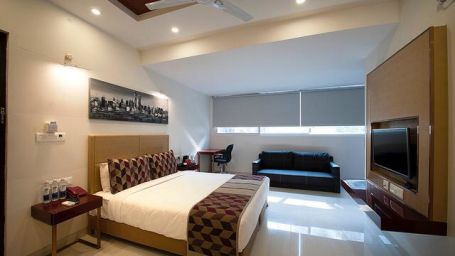 Purple Cloud Hotel, hotel rooms near Bangalore Airport, Bangalore hotel3