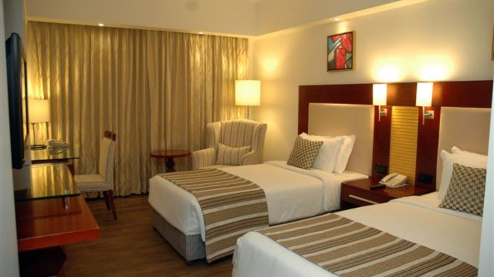 Superior Rooms at Hotel Sarovar Portico Jaipur