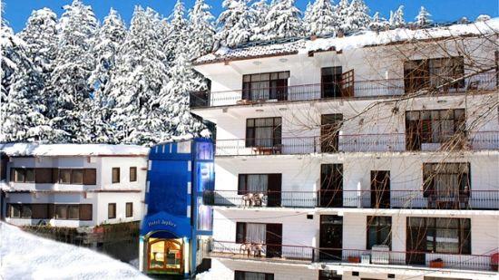 Hotel Jupiter, Manali Manali facade jupiter hotel
